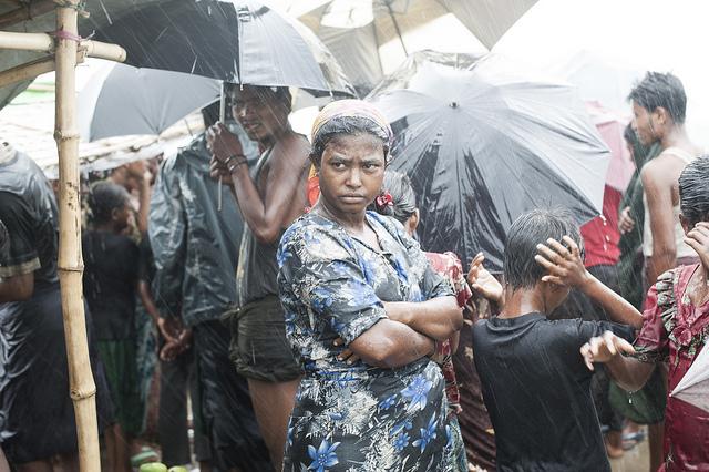 Steve Gumaer Rohingya